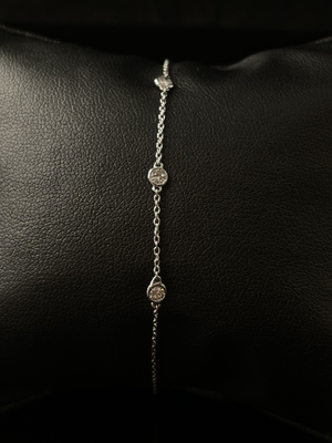 Bracelet brillants