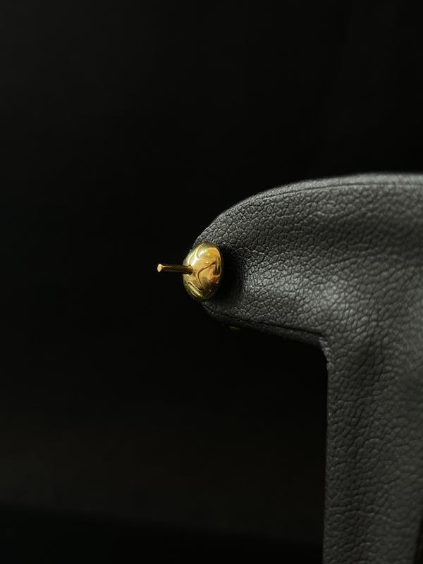 Boucles d'oreilles Citrine