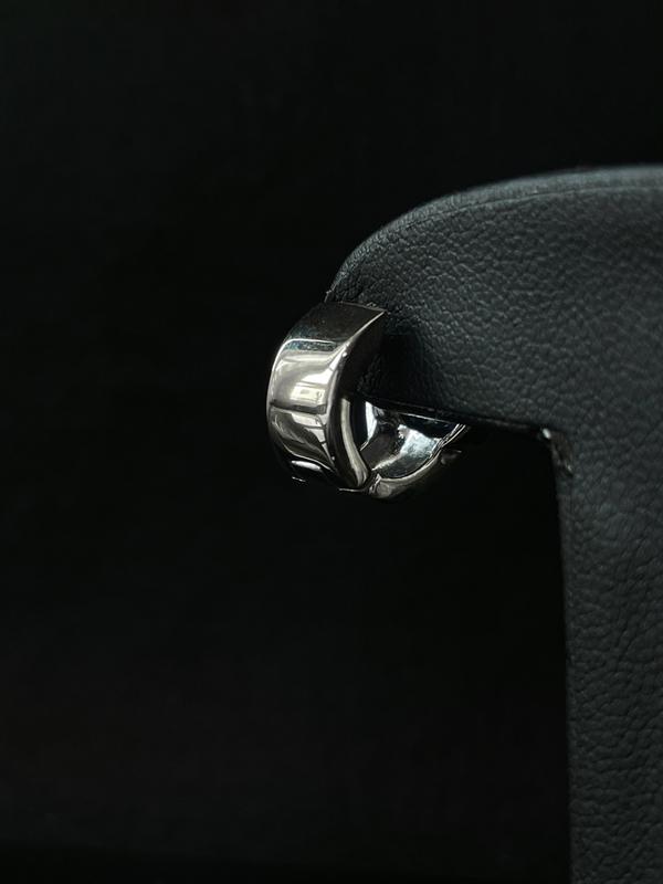 Boucles d'oreilles Amethyste