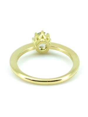 Bague diamant solitaire