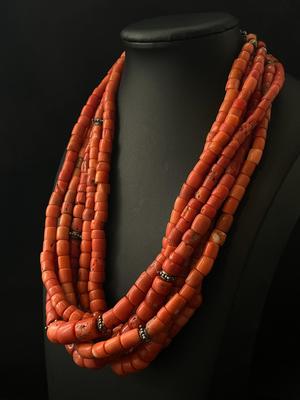 Collier corail