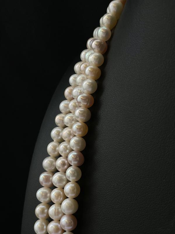 Collier perles
